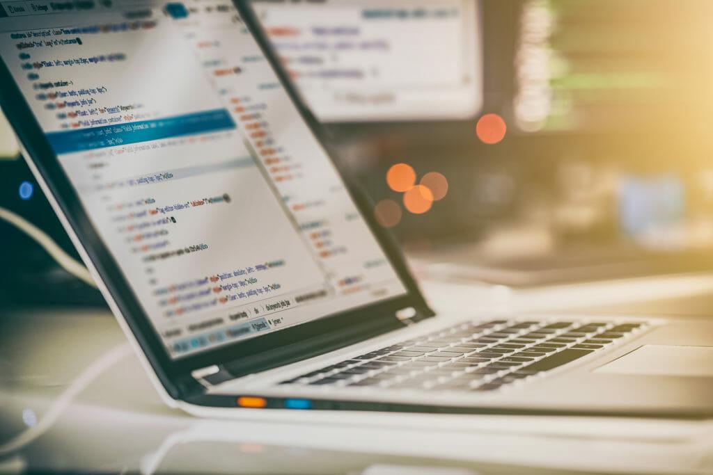 ウェブサイトデザイン開発