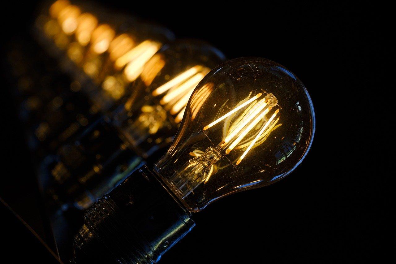 電球,アイデア,技術