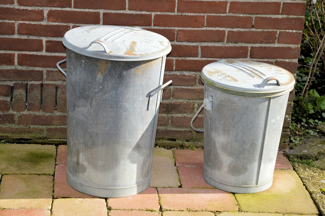 ゴミ箱,することができます,土