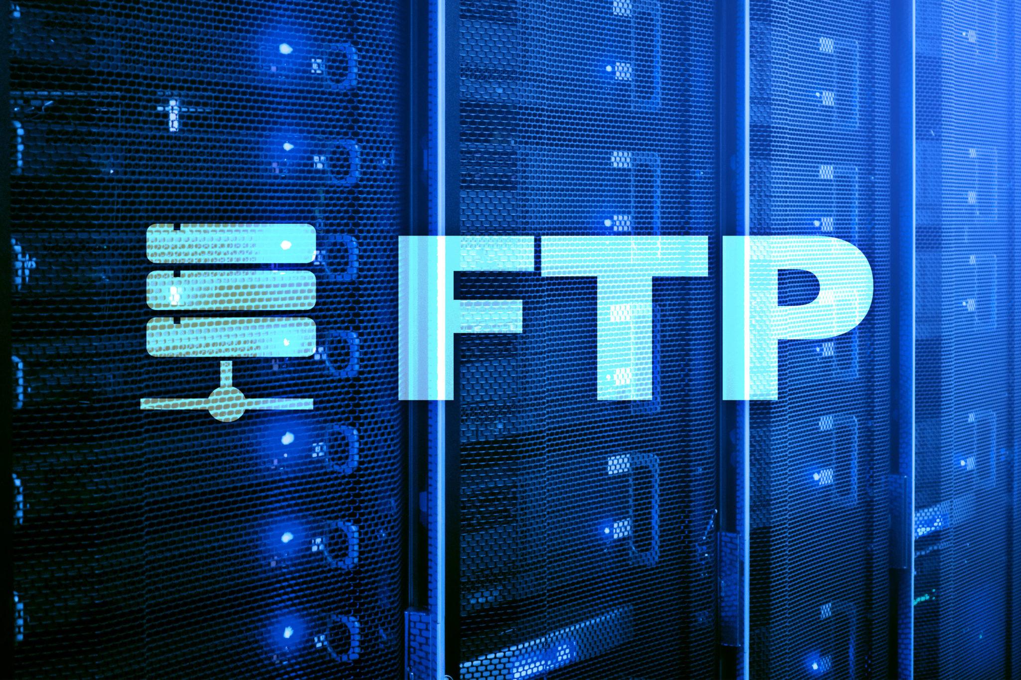 FTP ファイルトランスファープロトコル