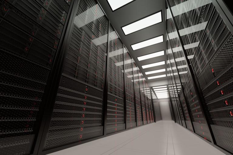 ビッグデータサーバルーム