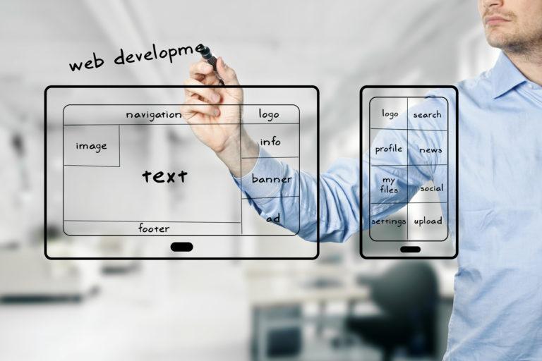 Web サイトやアプリケーションの開発