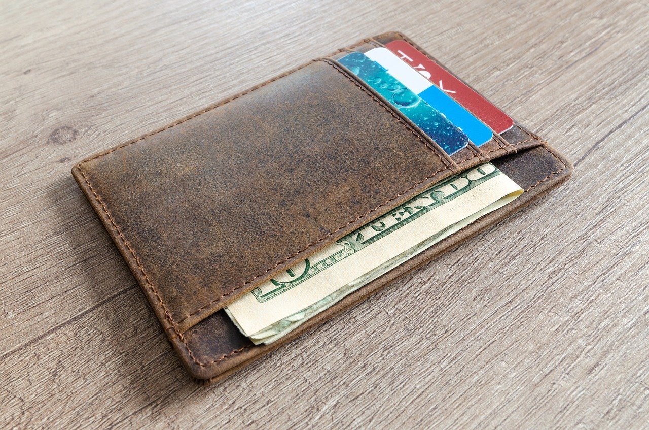 leather, finance, money