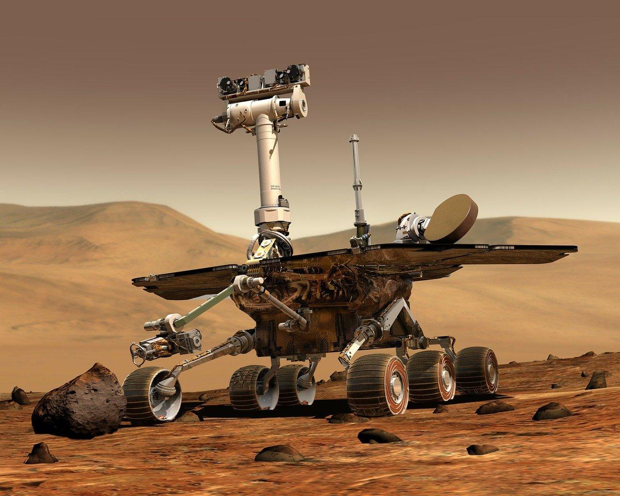 mars, mars rover, space travel