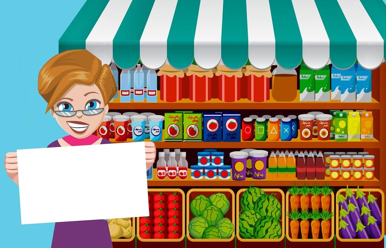 shop, supermarket, grocery