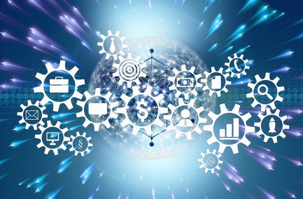 ネットワーク、ギア、ビジネス