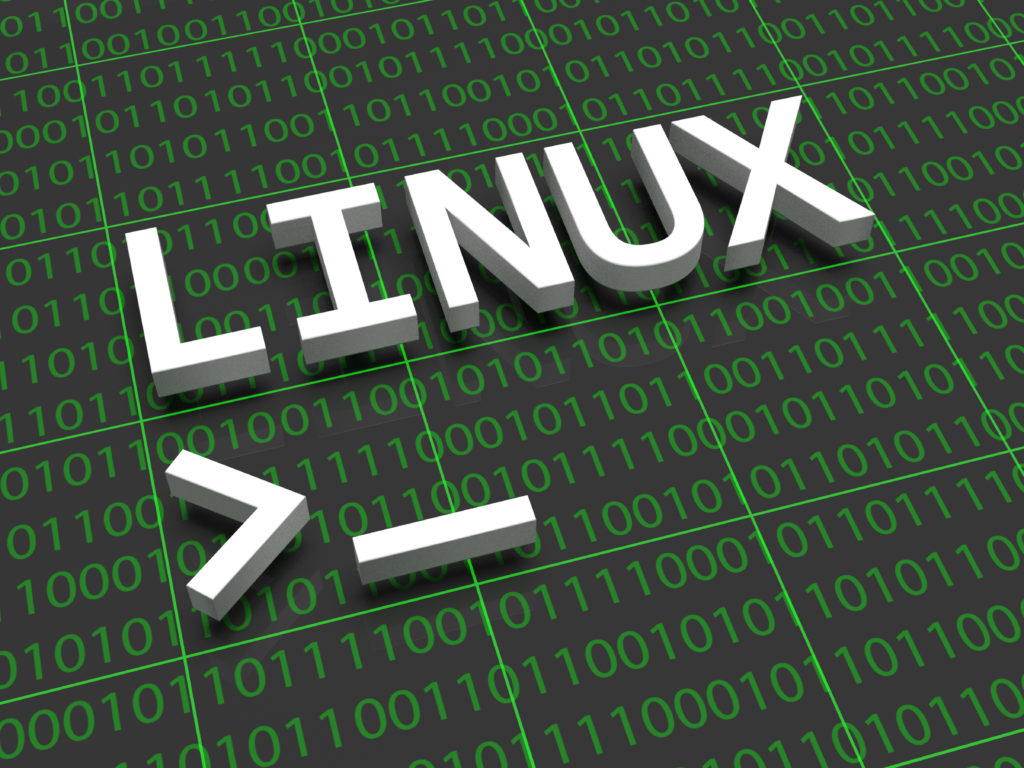 Linuxと二進数