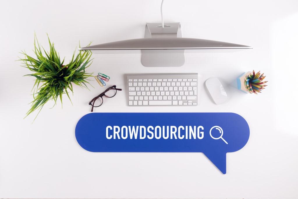 クラウドソーシング検索WebオンラインテクノロジーインターネットWebサイトを検索