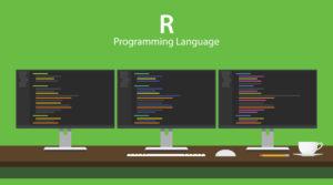 R言語のイラスト