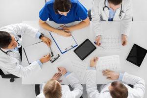 医者の会議