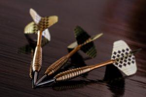 dart,ターゲット,目的,矢印