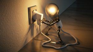電球,アイデア,創造性