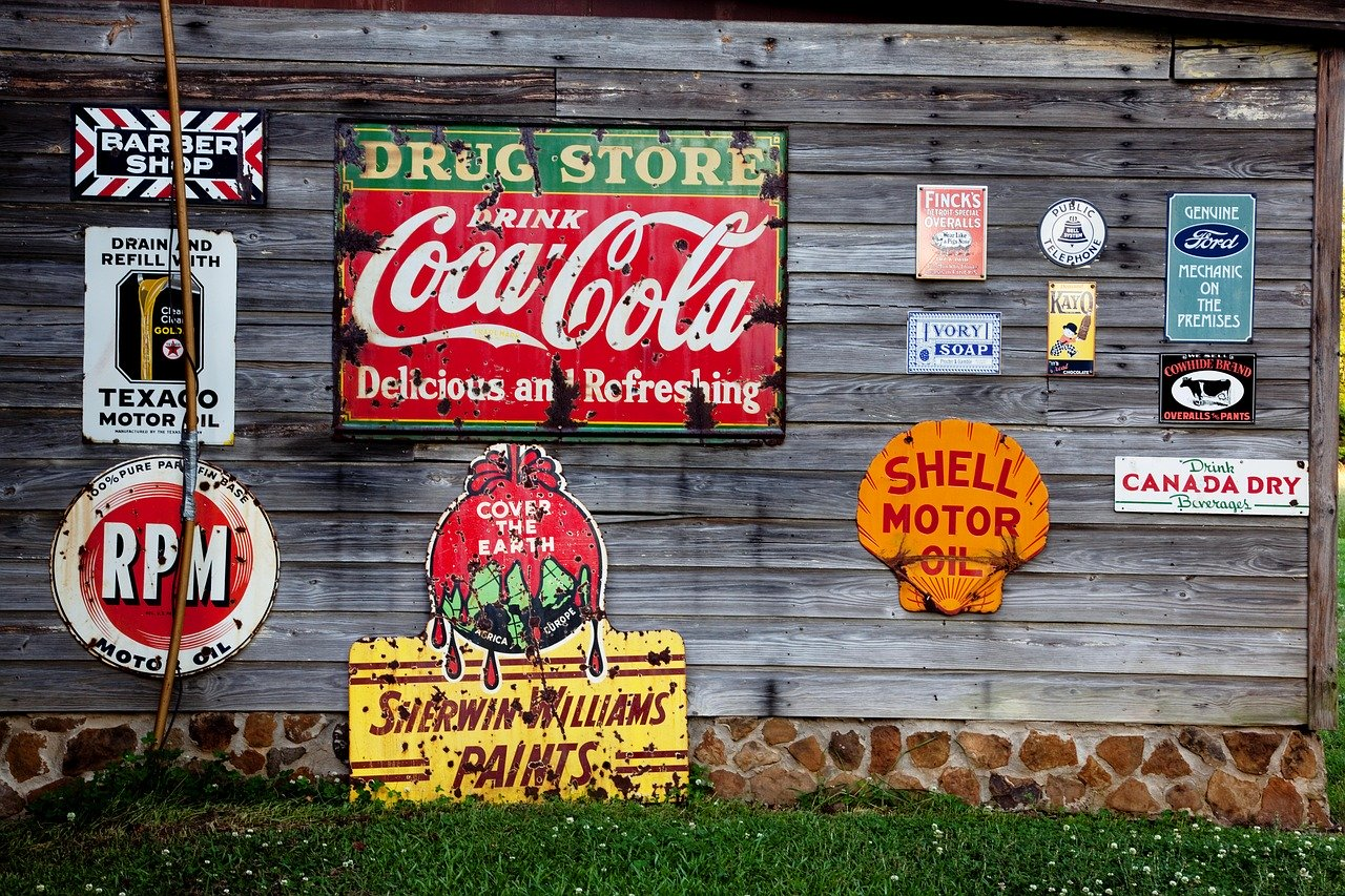 signs, road signs, usa