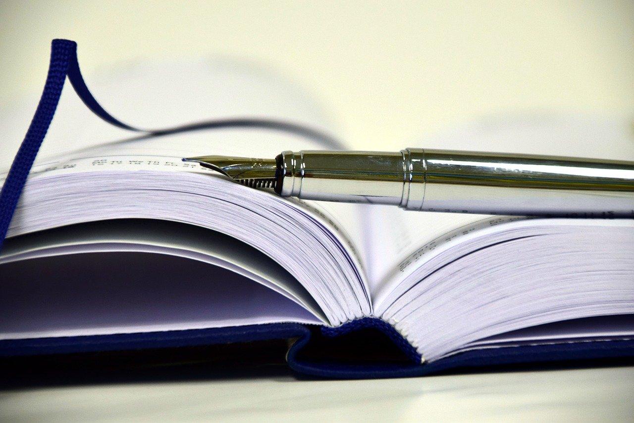 book, notebook, write