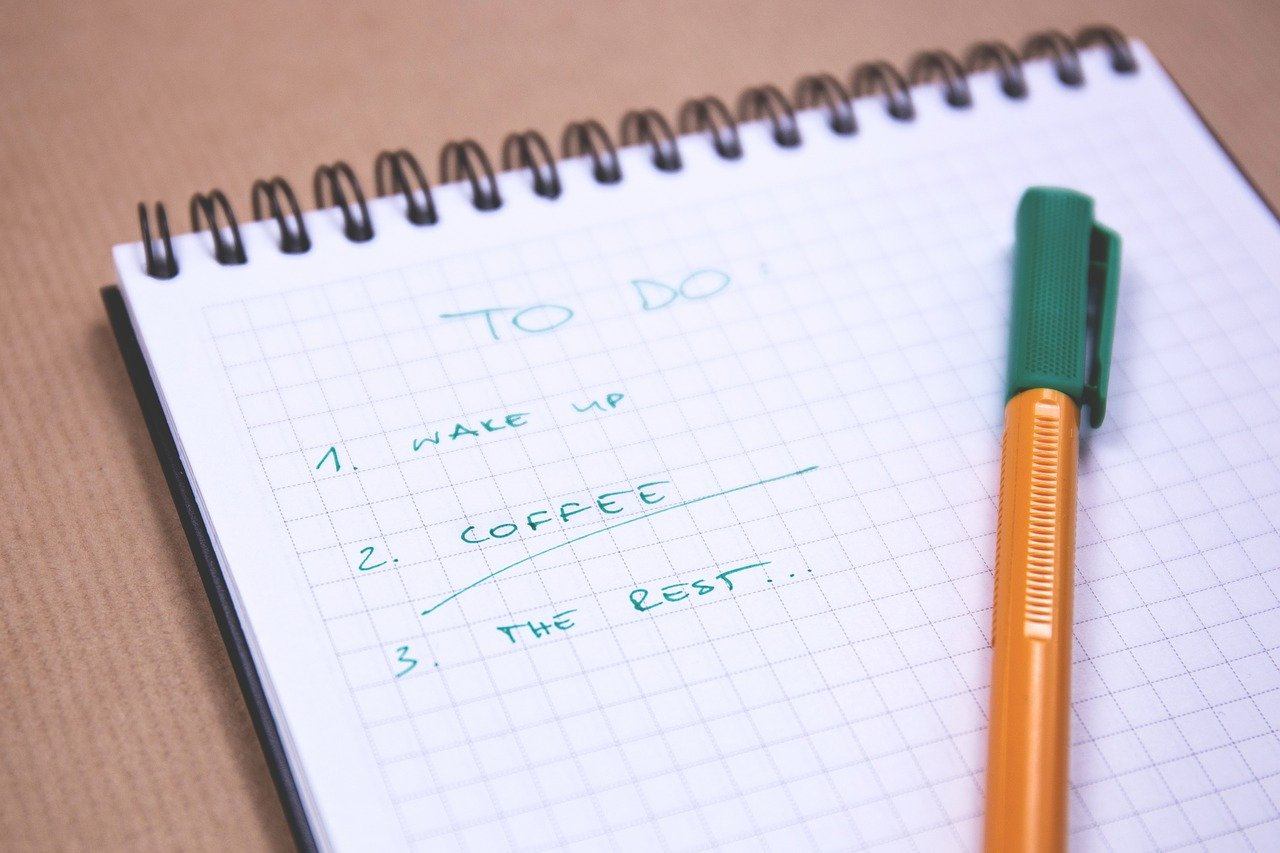 to do, list, checklist