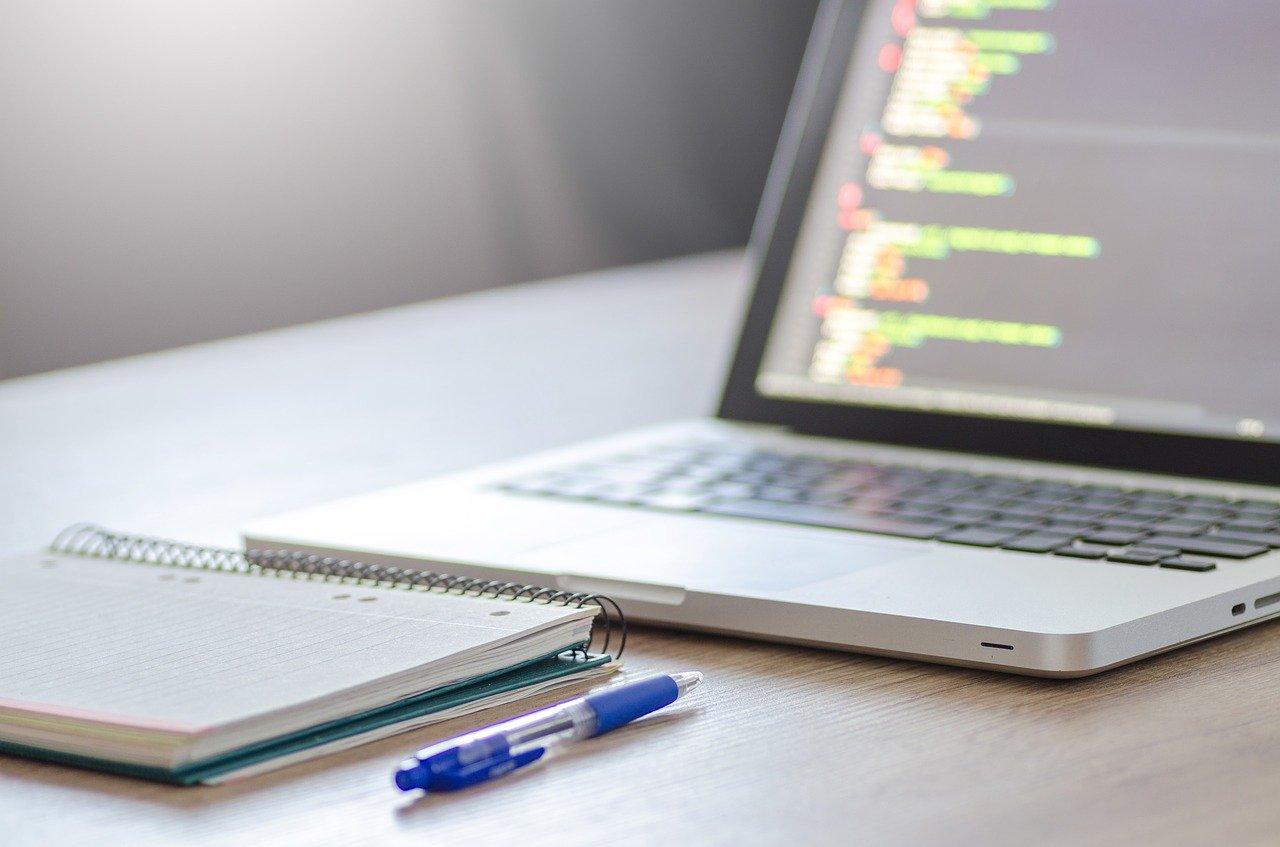 business, technology, notebook